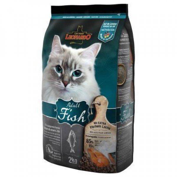 Hrana uscata pentru pisici Leonardo Adult Sensitive cu peste 2 kg